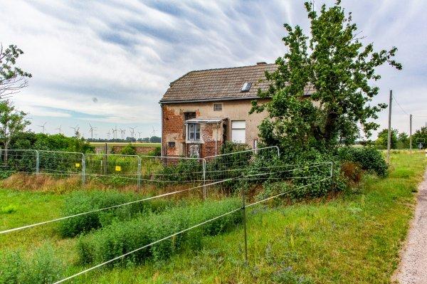 ***Nedlitz - Grundstück mit Potenzial - provisionsfrei - EFH***